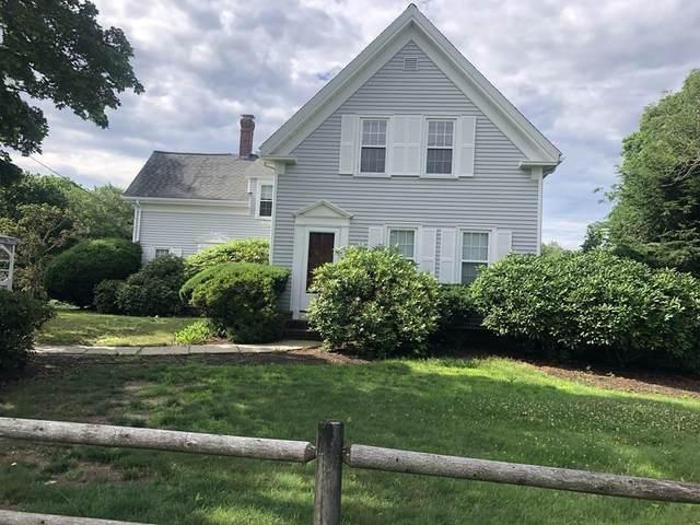 705 Main St, Hanson, MA 02341 (MLS #72865482) :: Kinlin Grover Real Estate