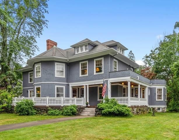 11 Harrington Road, Lexington, MA 02421 (MLS #72865505) :: Spectrum Real Estate Consultants