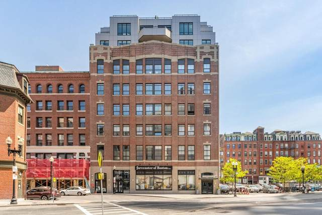 121 Portland St #309, Boston, MA 02114 (MLS #72865562) :: Zack Harwood Real Estate | Berkshire Hathaway HomeServices Warren Residential