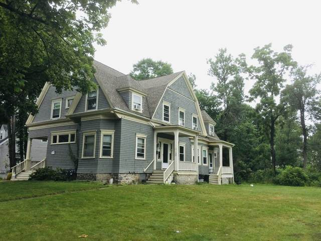 135 South St #135, Hingham, MA 02043 (MLS #72865575) :: Kinlin Grover Real Estate