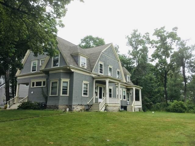 137 South Street #137, Hingham, MA 02043 (MLS #72865580) :: Kinlin Grover Real Estate