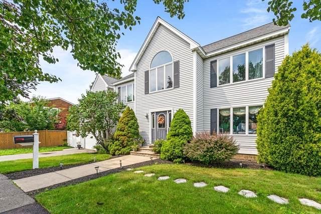 242 Oakwood Ave, Revere, MA 02151 (MLS #72865620) :: Spectrum Real Estate Consultants