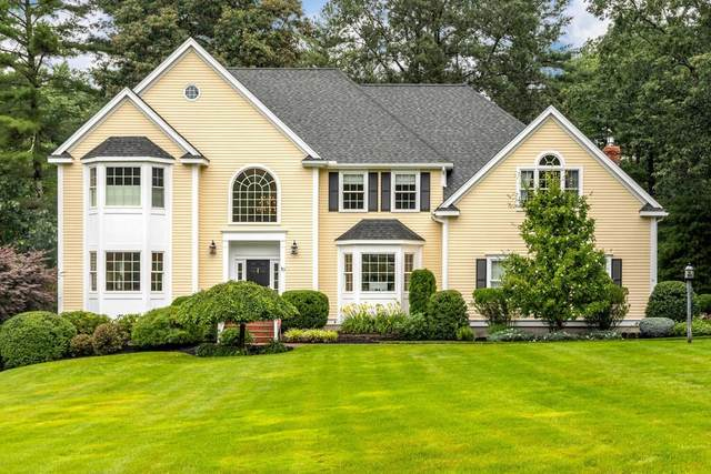 10 Sylvan Dr, Stow, MA 01775 (MLS #72865640) :: The Ponte Group