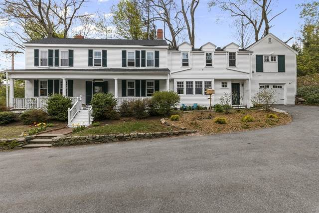 37 Hancock Street, Lexington, MA 02420 (MLS #72865664) :: Home And Key Real Estate
