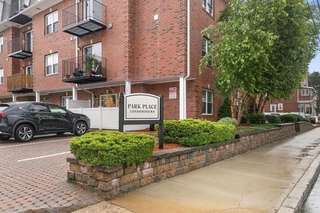 179 Park St #201, Medford, MA 02155 (MLS #72865684) :: Maloney Properties Real Estate Brokerage