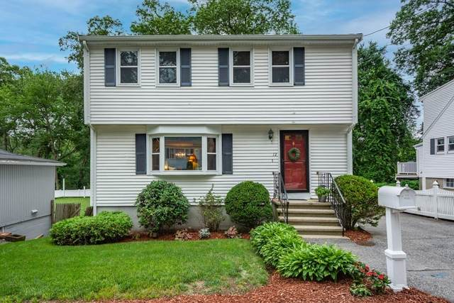 12 Burroughs Rd, North Reading, MA 01864 (MLS #72865691) :: Charlesgate Realty Group