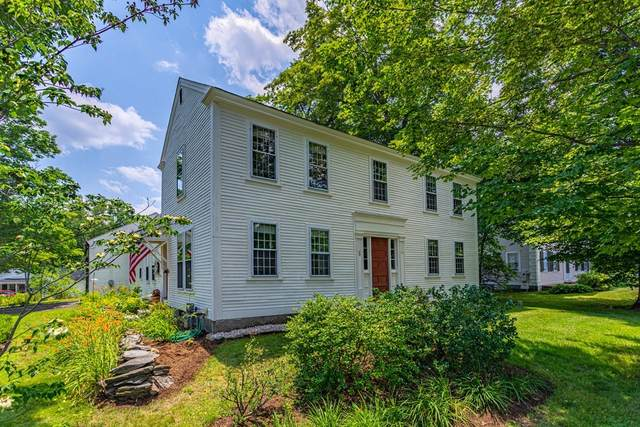5 On The Common Rd, Shirley, MA 01464 (MLS #72865696) :: Maloney Properties Real Estate Brokerage