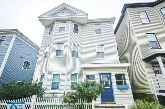 33-35 Rosemary St #2, Boston, MA 02130 (MLS #72865704) :: EXIT Cape Realty
