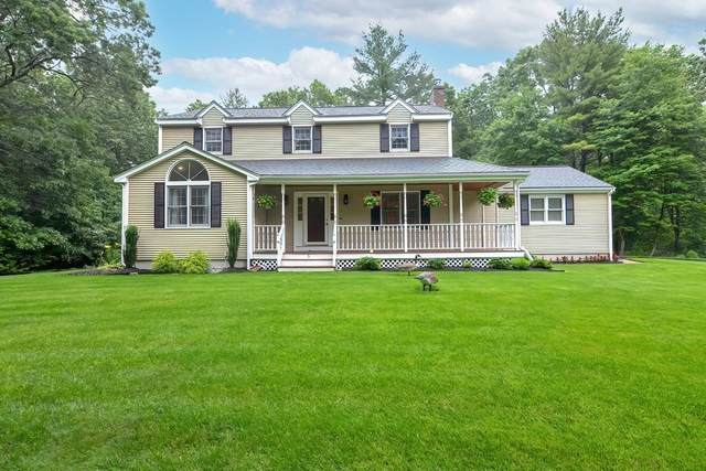 5 Briggs Lane, Rehoboth, MA 02769 (MLS #72865733) :: Spectrum Real Estate Consultants