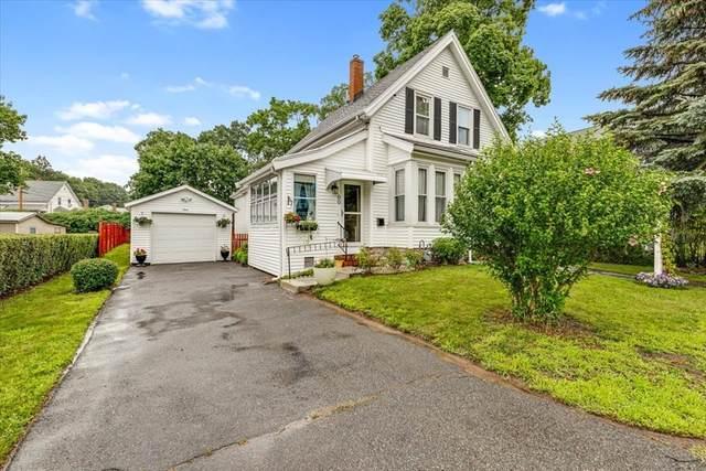 60 Hovenden Ave, Brockton, MA 02302 (MLS #72865767) :: Westcott Properties