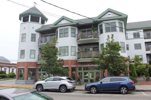 91 Front St #210, Scituate, MA 02066 (MLS #72865787) :: Home And Key Real Estate
