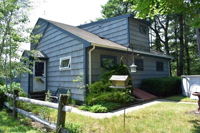 137 Micajah Pond Road, Plymouth, MA 02360 (MLS #72865839) :: EXIT Cape Realty