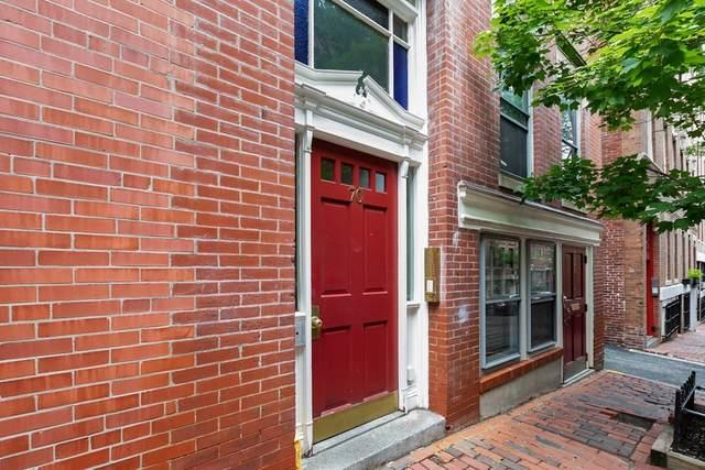 70 Phillips St #2, Boston, MA 02114 (MLS #72865913) :: Zack Harwood Real Estate | Berkshire Hathaway HomeServices Warren Residential
