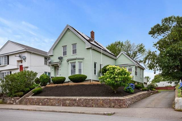 221 Mountain Ave, Revere, MA 02151 (MLS #72865920) :: Spectrum Real Estate Consultants