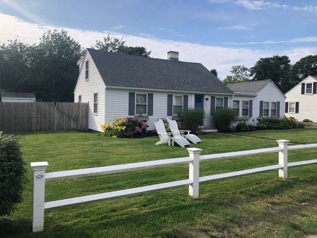 107 Lewis Road, Yarmouth, MA 02673 (MLS #72865940) :: EXIT Realty