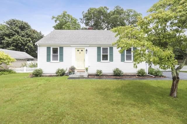 8 Alderberry Rd, Bourne, MA 02532 (MLS #72866042) :: Maloney Properties Real Estate Brokerage