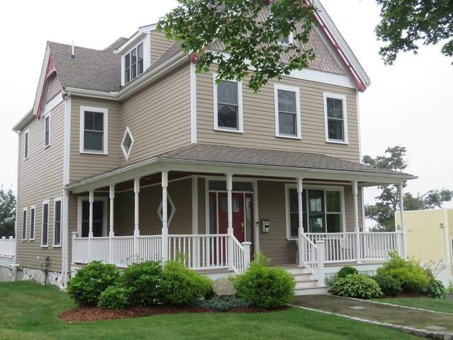 400 Highland Ave, Quincy, MA 02170 (MLS #72866082) :: Dot Collection at Access