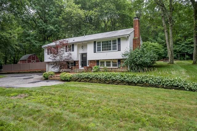 130 Millbury Rd, Oxford, MA 01540 (MLS #72866145) :: Home And Key Real Estate