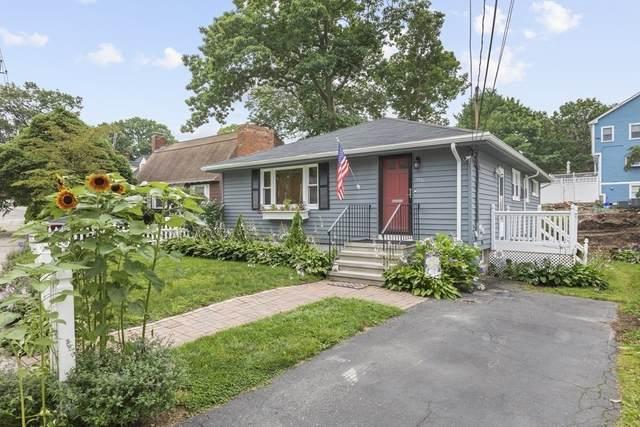96 Maplewood St, Boston, MA 02132 (MLS #72866172) :: Zack Harwood Real Estate | Berkshire Hathaway HomeServices Warren Residential