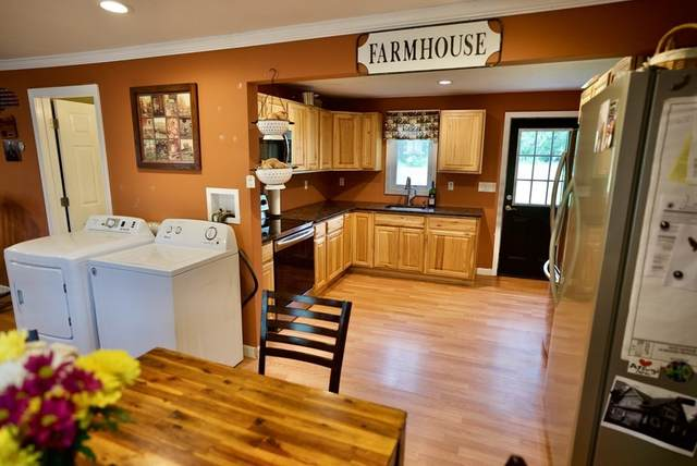 554 Hodges St, Taunton, MA 02780 (MLS #72866299) :: Kinlin Grover Real Estate