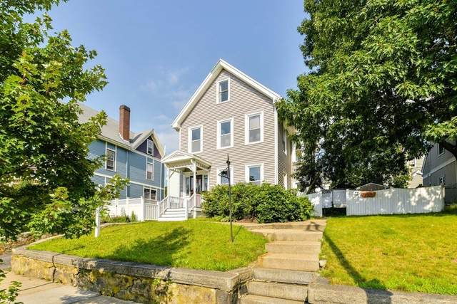 1160 Hyde Park Ave, Boston, MA 02136 (MLS #72866340) :: EXIT Realty