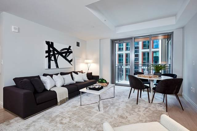 135 Seaport Boulevard #1009, Boston, MA 02210 (MLS #72866346) :: Zack Harwood Real Estate | Berkshire Hathaway HomeServices Warren Residential