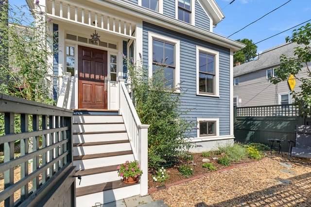 14 Sherman Street, Cambridge, MA 02138 (MLS #72866445) :: Dot Collection at Access