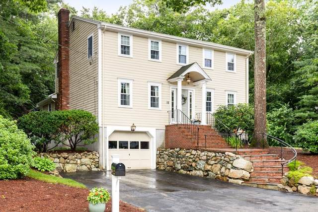 18 Scott Dr, Easton, MA 02356 (MLS #72866462) :: EXIT Realty