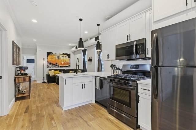 116 Bennington #2, Boston, MA 02128 (MLS #72866470) :: Charlesgate Realty Group