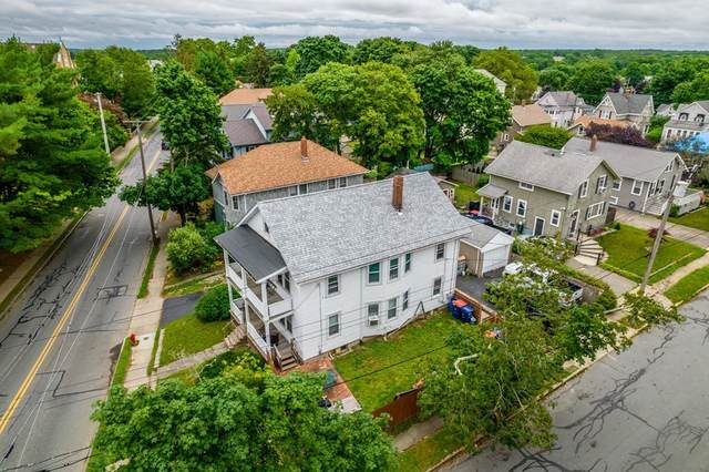 307 Main St, Fairhaven, MA 02719 (MLS #72866503) :: Trust Realty One