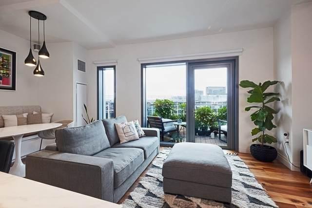 300 Pier 4 Blvd 5K, Boston, MA 02210 (MLS #72866515) :: Zack Harwood Real Estate | Berkshire Hathaway HomeServices Warren Residential