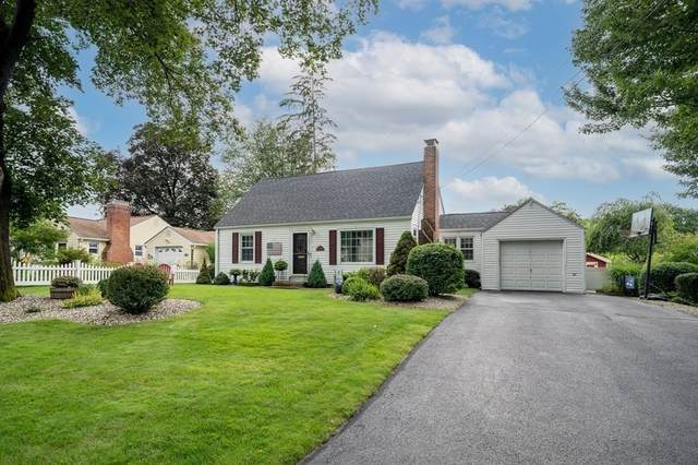 16 Robinson Rd, West Springfield, MA 01089 (MLS #72866629) :: Home And Key Real Estate