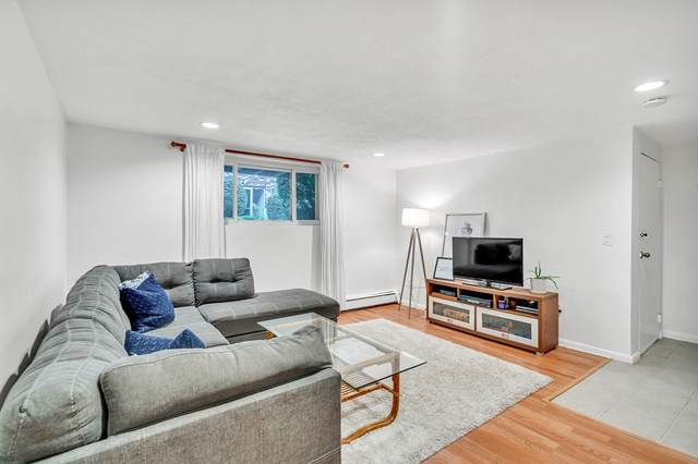 41 Westgate Road #1, Boston, MA 02467 (MLS #72866665) :: The Gillach Group