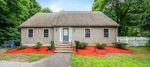 135 Lincoln St, Stoughton, MA 02072 (MLS #72866793) :: Charlesgate Realty Group