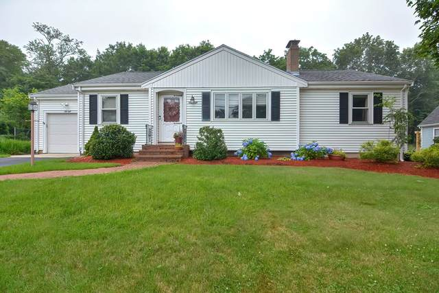 58 Daly Dr, Stoughton, MA 02072 (MLS #72866820) :: Charlesgate Realty Group