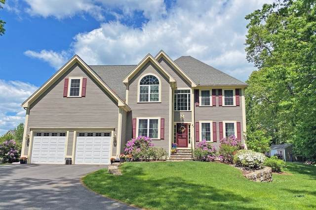 40 Pleasant Street, West Newbury, MA 01985 (MLS #72866841) :: Westcott Properties