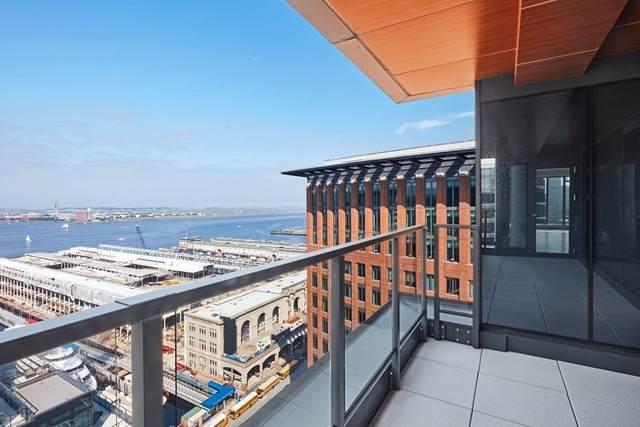 135 Seaport Boulevard Ph 1D, Boston, MA 02210 (MLS #72866849) :: Zack Harwood Real Estate | Berkshire Hathaway HomeServices Warren Residential