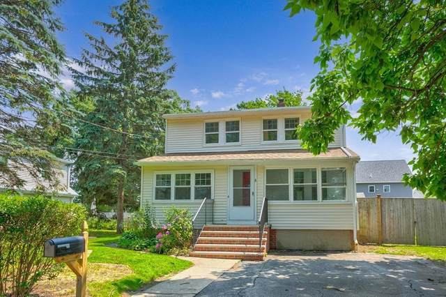 8 Porter Road, North Reading, MA 01864 (MLS #72866917) :: Home And Key Real Estate