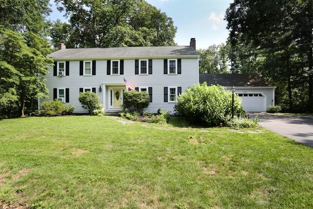 84 Silver Hill Rd, Sudbury, MA 01776 (MLS #72866922) :: Home And Key Real Estate