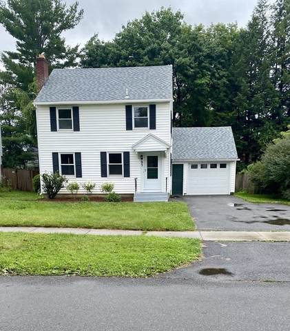 93 Cambridge Ave, Pittsfield, MA 01201 (MLS #72866981) :: Trust Realty One