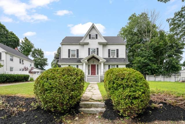 13 Blanchard Rd, Weymouth, MA 02190 (MLS #72866982) :: EXIT Cape Realty