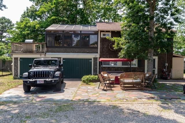 27 Briar Circle, Yarmouth, MA 02664 (MLS #72867053) :: EXIT Realty