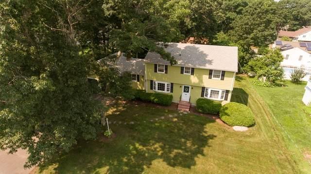 144 Sunset Dr, Brockton, MA 02301 (MLS #72867057) :: Westcott Properties
