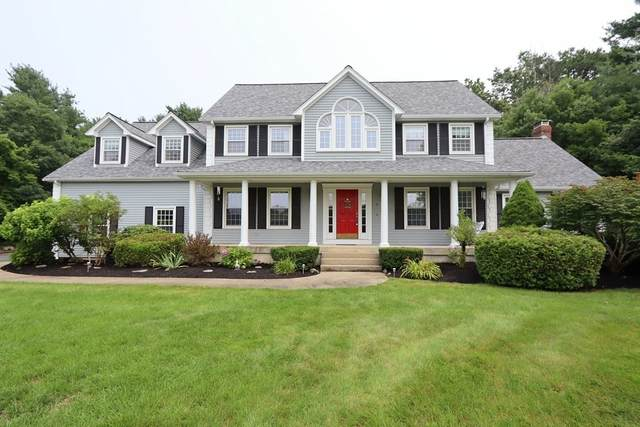 4 Scarboro Ct, Franklin, MA 02038 (MLS #72867209) :: Welchman Real Estate Group