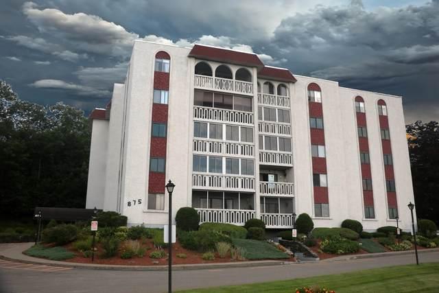 875 John Fitch Hwy #46, Fitchburg, MA 01420 (MLS #72867316) :: Westcott Properties