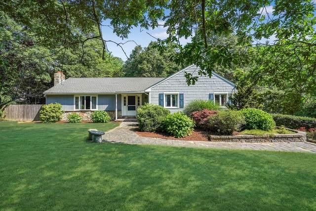 11 Brackett Terrace, Plympton, MA 02367 (MLS #72867453) :: Welchman Real Estate Group