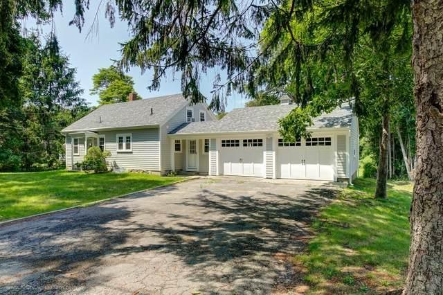 59 Old Stone Church Road, Little Compton, RI 02837 (MLS #72867559) :: Spectrum Real Estate Consultants