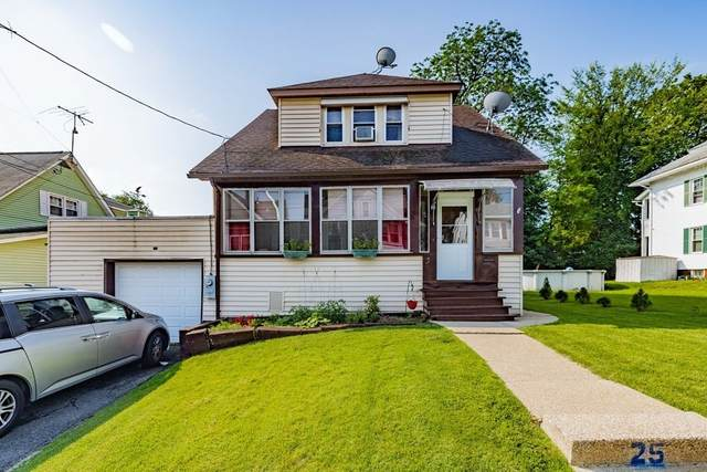 25 Henry Harris St, Chicopee, MA 01013 (MLS #72867590) :: Spectrum Real Estate Consultants
