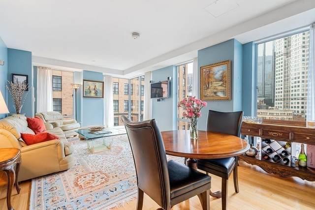 80 Broad Street #1001, Boston, MA 02110 (MLS #72867646) :: Maloney Properties Real Estate Brokerage