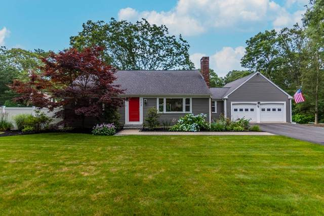 222 Quaker Meeting House Rd, Sandwich, MA 02537 (MLS #72867655) :: Spectrum Real Estate Consultants